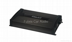 2016 Class D 1000W RMS Mono Full Range Car Amplifier