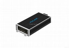 Class D 350W Mono Block Mini Car Amplifier
