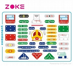Electronic education kits for students