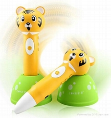 ZOKE education factory supply electric reading pen for children