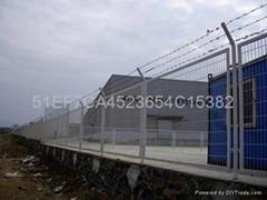 European fence netting