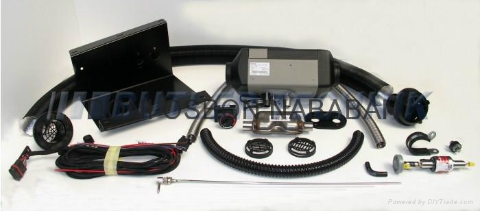 webasto air top 2000 st diesel vw t5 external heater kit GC13