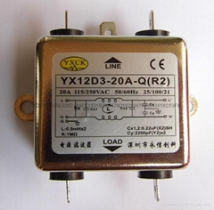 電源濾波器