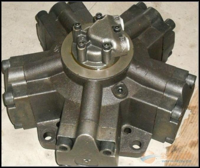 Jmdg radial piston hydraulic motor jmdg motor zihyd Radial piston hydraulic motor