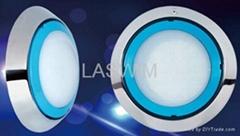 waterproof Flat LED underwater pool light