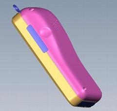 GPS定位帶心率溫度檢測戶外運動碼表