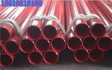 煤矿井下用聚乙烯涂层复合钢管 3