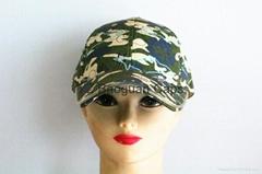 2014 Popular Fashion Camouflage Pattern Baseball Cap