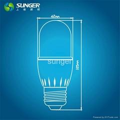 T45 LED柱形球泡灯CE认证