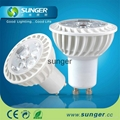 4X1W-027 LED Spotlight with CE Certification
