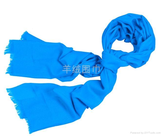 澳克拉羊絨圍巾 2