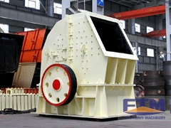PCZ Heavy Hammer Crusher for Mine