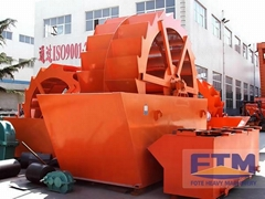 High processing capacity Sand Washer