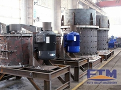 Iron Ore Compound Crusher for sale