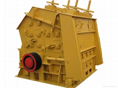 PF1007 impact crusher . Good quality