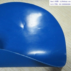 0.5mm Blue Nitril Rubber Sheet for Apron
