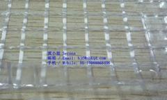 0.5mm抗靜電半透明大格子防水PE網格布