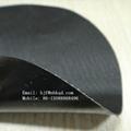 0.6mm黑色耐磨氯丁橡胶布