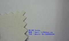 0.55mm白色用單面橡膠復合棉布 服裝用橡膠布