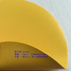 国标三级耐酸碱防化服用橡胶夹网布