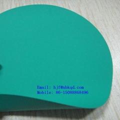 0.38mm耐撕裂尼龍PVC夾網布