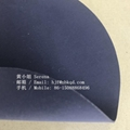 新品灰色0.6mm海帕隆夹网布