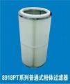 抗靜電濾芯濾筒
