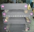 supply fine grain graphite square