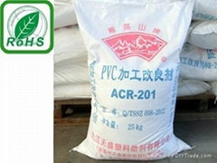 PVC processing additives Acrylate copolymer