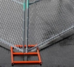 Chain Link Portable Fence - Easy to Install and Remove