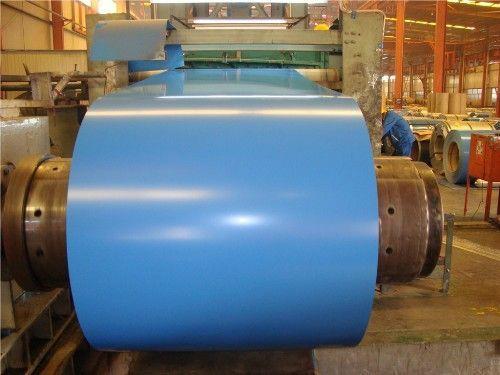 Prepainted galvanized steel coils 2