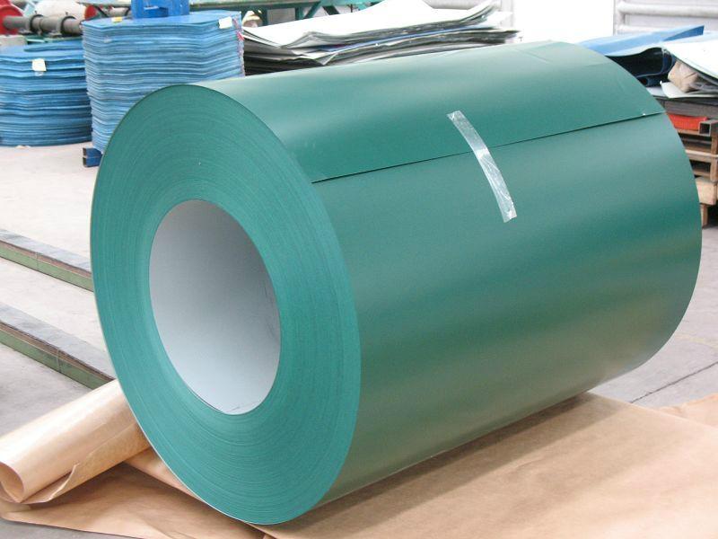 Prepainted galvanized steel coils 4