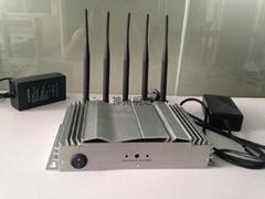 MDPB-04 (5通道)4G手機信號屏蔽器