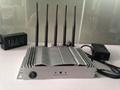 MDPB-04 (5通道)4G手機信號屏蔽器 2