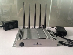 "MDPB-04 (5通道)4G手機信號屏蔽器"""