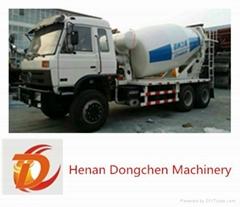 dongchen concrete mixing tank