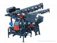 dongchen hydraulic lifting mixer