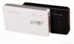 高清移动电源摄像机