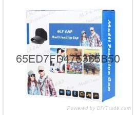 高清帽子摄像机 1