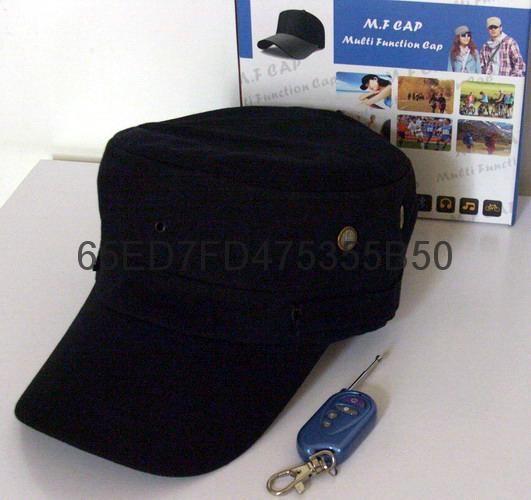 高清帽子摄像机 3