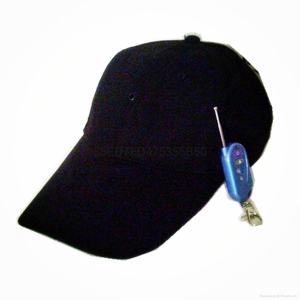 高清帽子摄像机 4