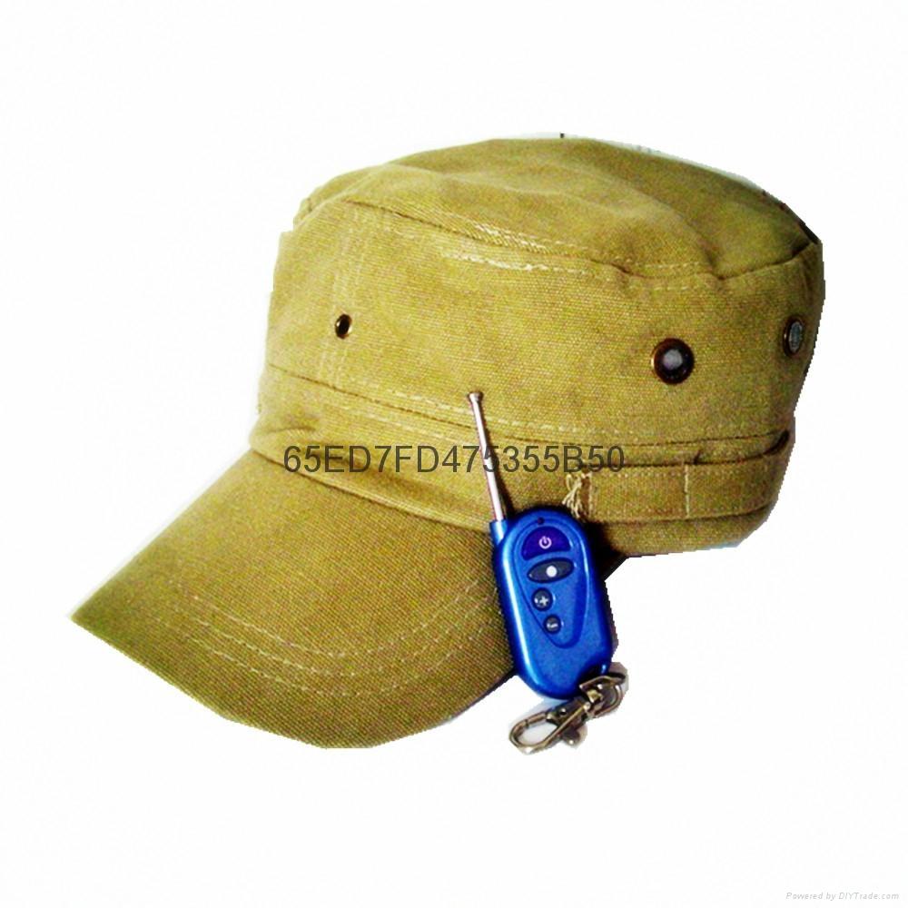 高清帽子摄像机 5