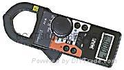 MCL-400D數字鉗形漏電多功能電表   5