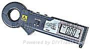 日本万用MULTI高精度袖珍钳形漏电电流表M100