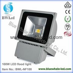 Outdoor IP65 waterproof 100w led flood light