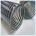 液体输送硬质PVC加强塑筋管物料输送管 4