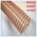 PU钢丝支撑物料输送管 3