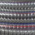 可压制不锈钢接头钢丝增强硅胶管 5
