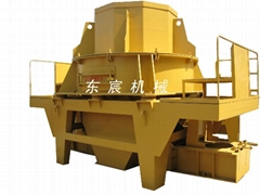 The vertical shaft impact crusher