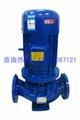 ISG管道离心喷淋泵